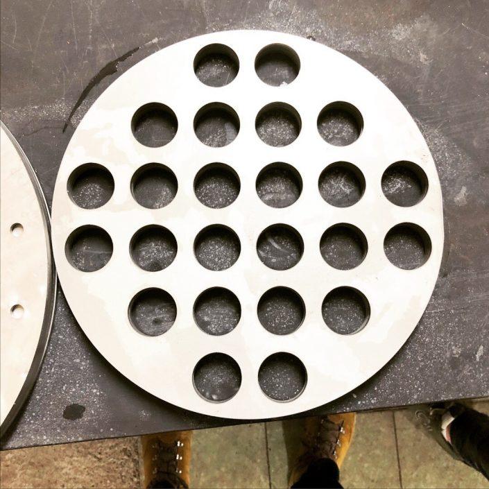 Microcut - rezanie vodným lúčom